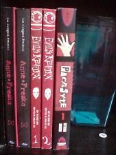 Horror Manga Lot C, Lot of 5 Shonen Manga, Anne Freaks, Evil's Return, Parasyte