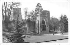 Netherlands Kastelenserie Zuid Limburg, Ruine Kasteel Stein 1959