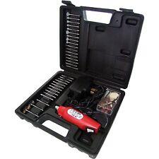 60pc Pro Mini Rotary Drill & Grinder Engraver Tool Set Kit Craft Hobby