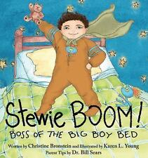 Stewie BOOM! Boss of the Big Boy Bed