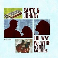 Santo & Johnny - The Way We Were & Other Favorites [New CD] Manufactured On Dema