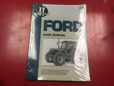 Ford Tractor I&T Shop Service Manual 5640 6640 7740 7840 8240 8340 Fo48
