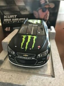 2016 * #41 KURT BUSCH * MONSTER ENERGY / HAAS * LIONEL 1/24