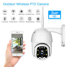 2MP Wireless CCTV Camera Motion Detection Waterproof For Indoor Outdoor Monitor