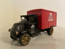 Ertl 1926 Mack Bulldog Truck Coin Bank with Key Big A Auto Parts Limited Edition