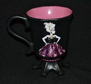 Disney Villains Designer Collection Ursula The Little Mermaid Mug Limited Series