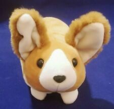 Plush CORGI Dog Macaroon Stuffed Animal - by Douglas Cuddle Toys - #4709