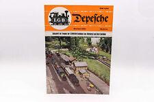 LGB Kataloge / Zeitschriften - LGB DEPESCHE Herbst 1982 Heft 44 Spur G