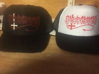 possessed hat thrash punk kbd metallica venom razor exodus evil army motorhead