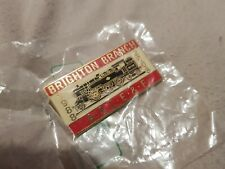 More details for aslef train drivers commerative pin badge brighton depot. #080