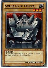 Soldato di Pietra - Soldier of Stone YU-GI-OH! YSYR-IT003 Ita COMMON 1 Ed.