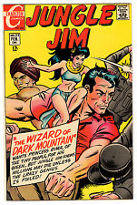 JUNGLE JIM #22 9.4 WHITE PAGES SILVER AGE