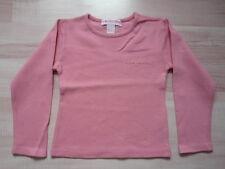 Tee-shirt à manches longues rose 4 ans ORCHESTRA  assez épais TBE