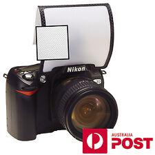Pixco Pop up Flash Diffuser for Canon Pentax Nikon Camera Soften Light