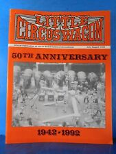 Little Circus Wagon 1992 July August Circus Model Builders International