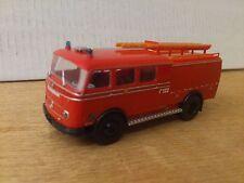 H0 1:87 Heico HC2038 Pompier LP311 / TLF16 Unterangerberg/Autriche. nouveauté