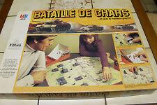 BATAILLE DE CHARS Un jeu MB de 1976 Une bataille navale vue du côté terrestre !