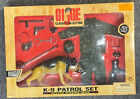 G.I Joe Classic Collection K-9 Patrol Set Deluxe Mission Gear Action Figure 1998