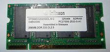 RAM INFINEON SAMSUNG HYS64D32020GDL-6-C 256Mb DDR PC2700S CL2.5 DDR, 333 (B)