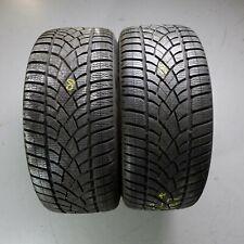 2x Dunlop SP Wintersport 3D R01 235/35 R19 91W Winterreifen DOT 3518 7 mm