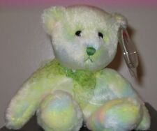 Ty Beanie Baby ~ Flora the Bear ~ Mint with Mint Tags