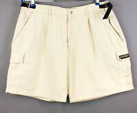 Napapijri Homme Pêche Randonnée Poche Cargo Short Taille 56 - W38 NZ341