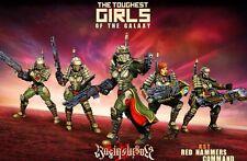Raging Heroes KST Red Hammer Command