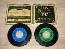 THE JOHN BUTLER TRIO CD - LIVE AT PCS GALLEN En Menthe