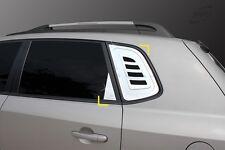 For Hyundai Tucson 2004 - 2010 Chrome C Pillar Cover Trim Set