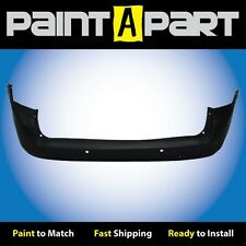 2011 2012 2013 2014 Toyota Sienna (W/ Snsr Hls) Rear Bumper (TO1100285) Painted