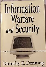 Information Warfare and Security Dorothy E. Denning