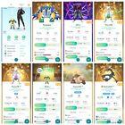 Pokémon Account Go Level 50   1520 Shiny   471 Legendary   285, 4*Pokemon