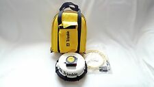TRIMBLE 4600LS GPS SURVEY ANTENNA RECEIVER UNIT + BAG + NEW GPS Cable 18826-C