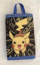 Picachu Pokemon Wallet Trifold