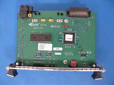 Systran 14395 Fiber 4 Channel Interface Board 2.5GB LC 850NM PMC w/power supply