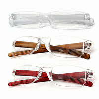 3 Colors Unisex Lightweight Rimless Reading Glasses Eyeglasses +1/1.5/2/2.5/3