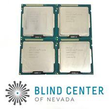 Lot of (4) Intel Core i7-3770 Quad Core Processors CPU (LGA1155)