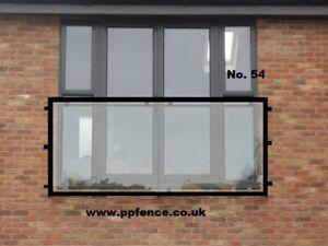 Building Regulations, Glass Juliet Balcony, Balustrades,Railings ( No.54 )