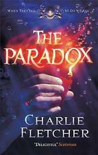 The Paradox (Oversight Trilogy)-ExLibrary