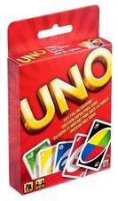 Mattel - Uno, Gioco di carte, scelta, NUOVO / conf. orig.