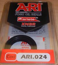 1973-on Suzuki DR RM TM 125 250 400 35 X 48 X 10.5mm ITALY fork seal kit ARI-024