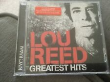 LOU REED BEST OF CD NYC WAITING FOR THE MAN WHITE LIGHT WILD SIDE CONEY PERFECT