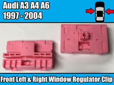 Window Regulator Repair Clips For Audi A3 A4 A6 1997 - 2004 Front Left and Right
