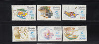 Portugal Madeira 1980 Tourism Sc 68-73  mint never hinged