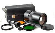 MC MTO-11 CA F/10 1000mm m42 Nikon AI MIRROR LENS + TURIST FL SPOTTING SCOPE