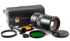 MC MTO-11 CA F/10 1000mm m42 Nikon AI MIRROR LENS + TURIST FL SPOTTING SCOPE