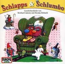 CD * LAKOMY REINHARD - GESCHICHTENLIEDER - SCHLAPPS UND SCHLUMBO # NEU OVP =