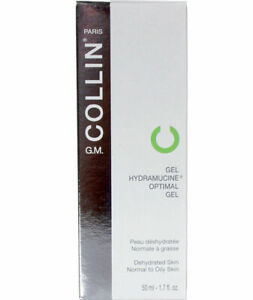 G.M. GM Collin Hydramucine Optimal Gel 1.7 oz / 50 ml New in Box EXP 9/2021