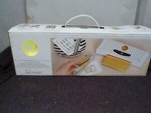 American Crafts Heidi Swapp Minc Mini Foil Transfer applicator machine 15.9CM