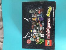 LEGO 71010 MONSTERS Series 14 Minifigures Box of 60 Sealed Unopened Bags